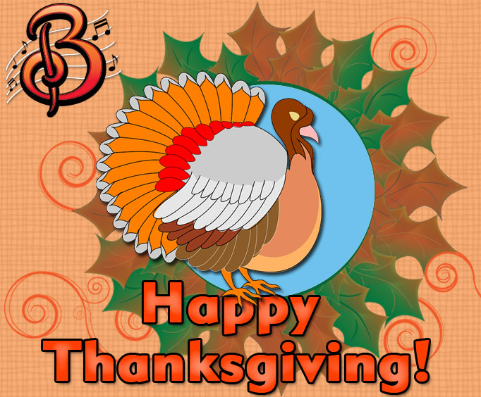 Happy Thanksgiving From Branson Shows!