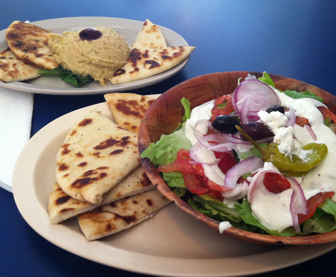 Food Friday: Greek Gyros & Deli