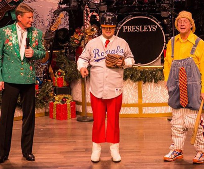 Presleys' Christmas Country Jubilee