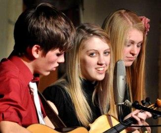 The Petersen Family Bluegrass Band