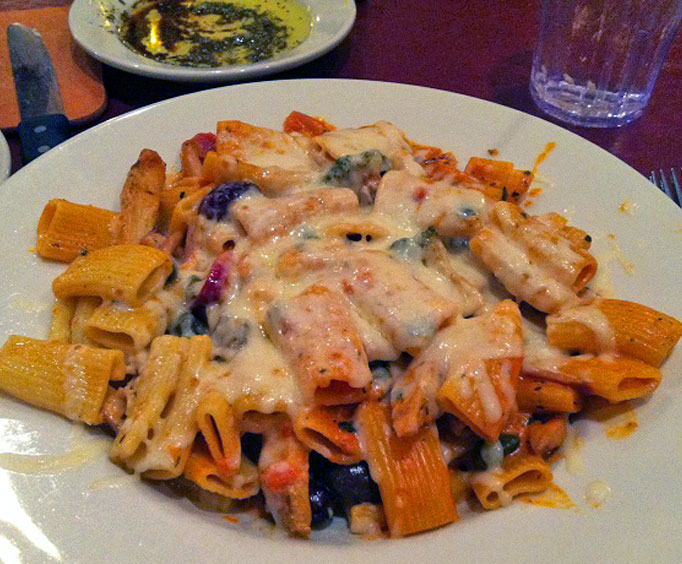 Food Friday: Florentina's RistoranteItaliano