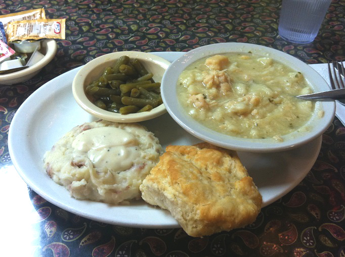 Food Friday: Farmhouse Restaurant