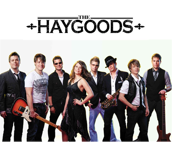 Party With The Haygoods This Christmas