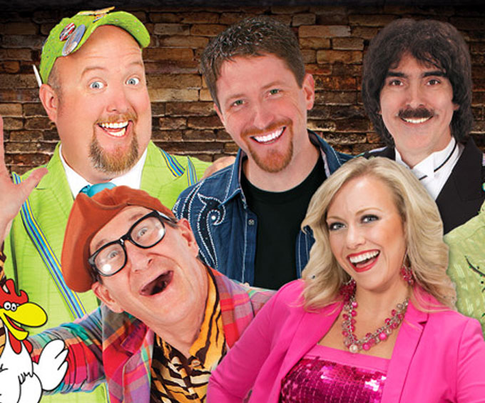 Get Your Laughs at Grand Country with Comedy Jamboree