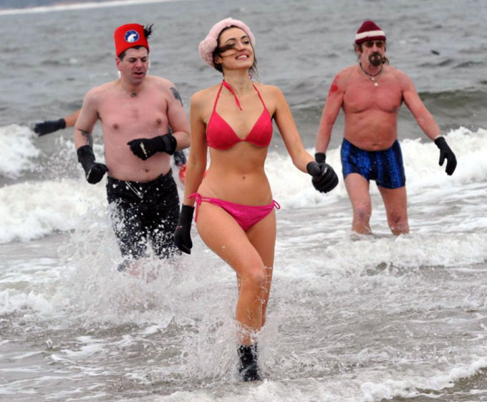 Take the Polar Bear Plunge for Local Special Olympics Athletes