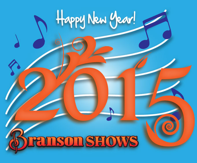 Happy New Year From BransonShows!